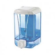 Sıvı Sabun Aparatı 400 Cc (Şeffaf Mavi)