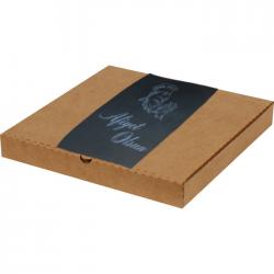 Pizza Kutusu Oluklu 26x26 Ebat 100 Adet