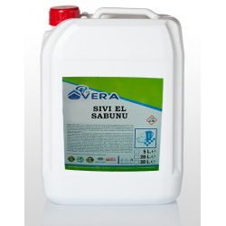 Sıvı Sabun Renksiz Kokusuz 5 Kg (Provera)
